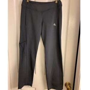 Adidas track pants size S